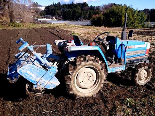 青いマシンを操る。